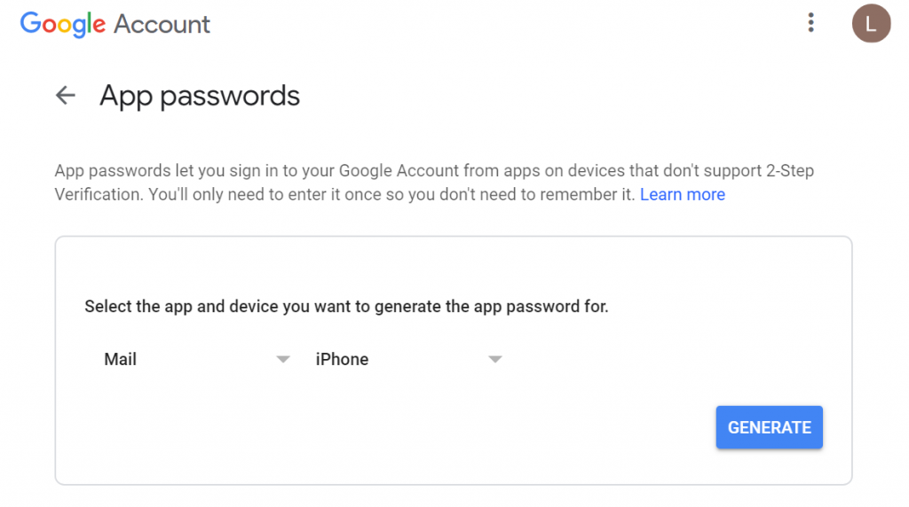 How to Create an App Password for Gmail | DevAnswers co