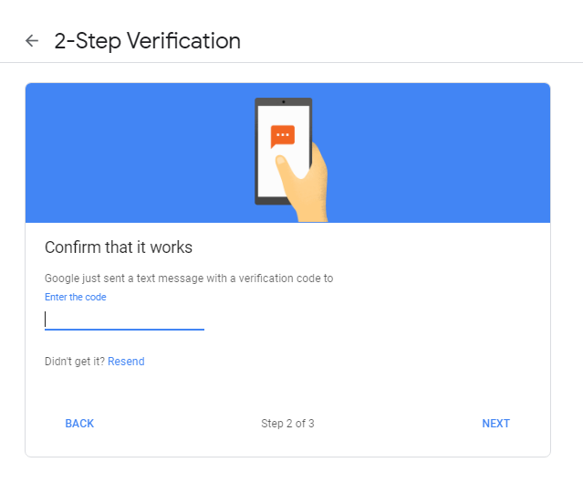 How To Enable 2-Step Verification For Your Google Account