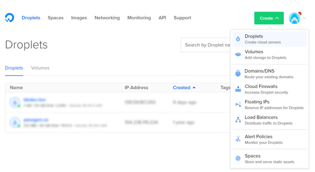 Getting Started With Your First DigitalOcean Droplet | DevAnswers co